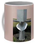 Cube Head Coffee Mug