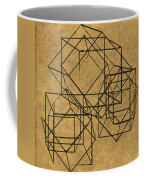 Cubed II Coffee Mug