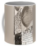 Cubes And Balls Coffee Mug