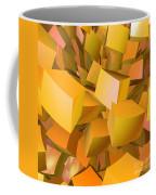 Cubist Melon Burst By Jammer Coffee Mug