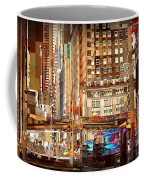 Grand Central And 42nd St Coffee Mug