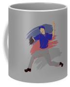 Cubs Shadow Player Coffee Mug
