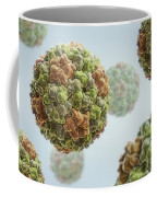 Cucumber Mosaic Virus Coffee Mug
