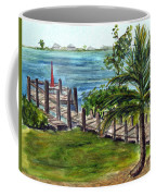 Cudjoe Dock Coffee Mug