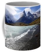 Cuernos Del Paine Patagonia 3 Coffee Mug