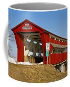 Culbertson Or Treacle Creek Covered Bridge Coffee Mug