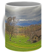 Culloden Moor And Old Leanarch Coffee Mug