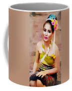 Culture Girl Coffee Mug