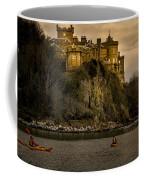 Culzean Castle Scotland Coffee Mug by Alex Saunders