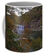 Cumberland Falls E Coffee Mug