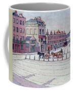 Cumberland Market North Side Coffee Mug by Robert Polhill Bevan