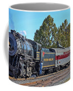 Cumberland Maryland Train Station Coffee Mug