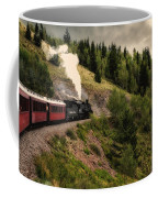 Cumbres And Toltec Train Co And Hm Coffee Mug