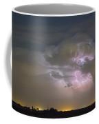 Cumulonimbus Cloud Explosion Coffee Mug by James BO  Insogna
