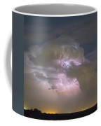 Cumulonimbus Cloud Explosion Portrait Coffee Mug by James BO  Insogna