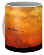 Cumulus Congestus Sunset Coffee Mug