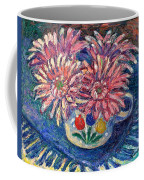 Cup Of Flowers Coffee Mug