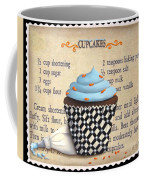 Cupcake Masterpiece Coffee Mug by Catherine Holman