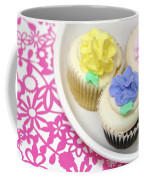Cupcakes On A Plate Coffee Mug