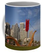 Cupids Arrow San Francisco Coffee Mug