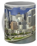 Cupid's Span Waterfront San Francisco Coffee Mug
