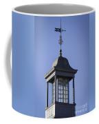 Cupola And Weather Vane Coffee Mug