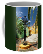Curacao Colorful Architecture Coffee Mug by Amy Cicconi