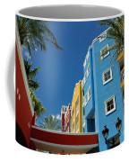 Curacaos Colorful Architecture Coffee Mug