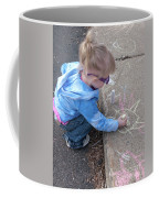Curbside Artist Coffee Mug