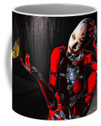 Curious Coffee Mug by Bob Orsillo