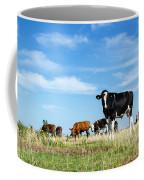 Curious Bull Coffee Mug