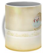 Curious Cordon Bleu Finch  Coffee Mug