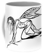 Curious Fairy 1 Coffee Mug