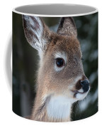Curious Fawn Coffee Mug