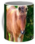Curious Foal Coffee Mug