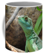 Curious Gaze Coffee Mug