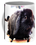 Curious Coffee Mug