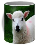 Curious Lamb Coffee Mug