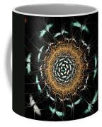 Curious Moth Coffee Mug