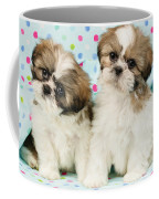 Curious Twins Coffee Mug