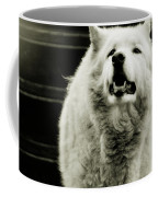 Curious Wolf Breed Coffee Mug