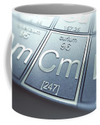 Curium Chemical Element Coffee Mug
