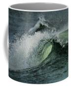 Curl Of The Wave Coffee Mug