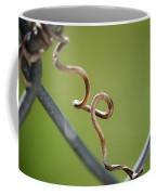 Curled Coffee Mug