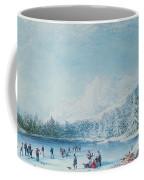 Curling Coffee Mug