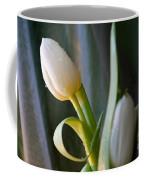 Curly And White Coffee Mug