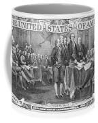 Currency: Two Dollar Bill Coffee Mug