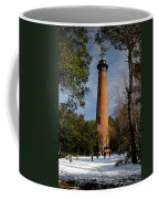 Currituck Beach Lighthouse Corolla Nc Color Img 3772 Coffee Mug