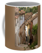 Currruca Slope In Calahorra Coffee Mug