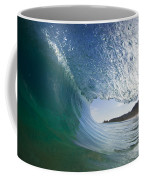 Curtain Coming Down Coffee Mug